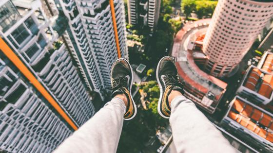 Wieso Angst haben völlig normal ist und du sie beeinflussen kannst