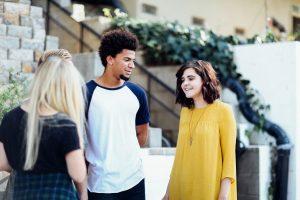 Abgrenzen, verbesserte Kommunikation mit Freunden
